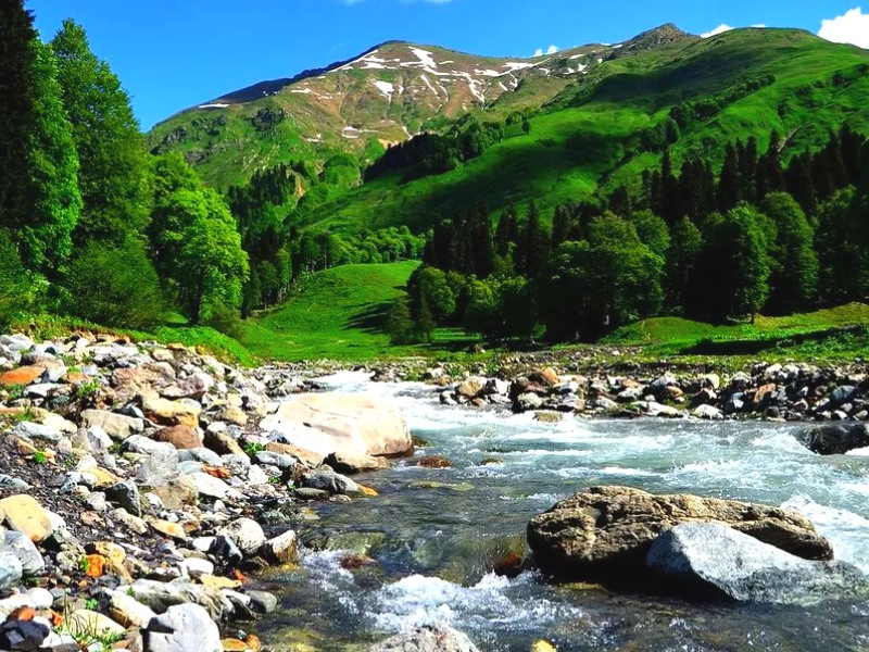 Фото природы в Абхазии