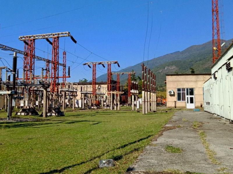 Риски техногенной катастрофы в Абхазии