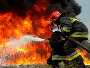 Пожары в 2019 году
