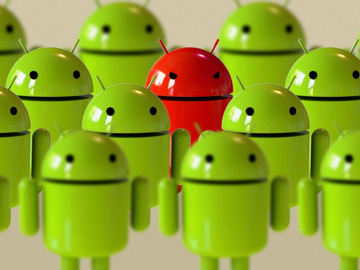 Антивирус на Android