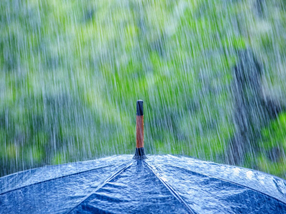 Энергия из дождя