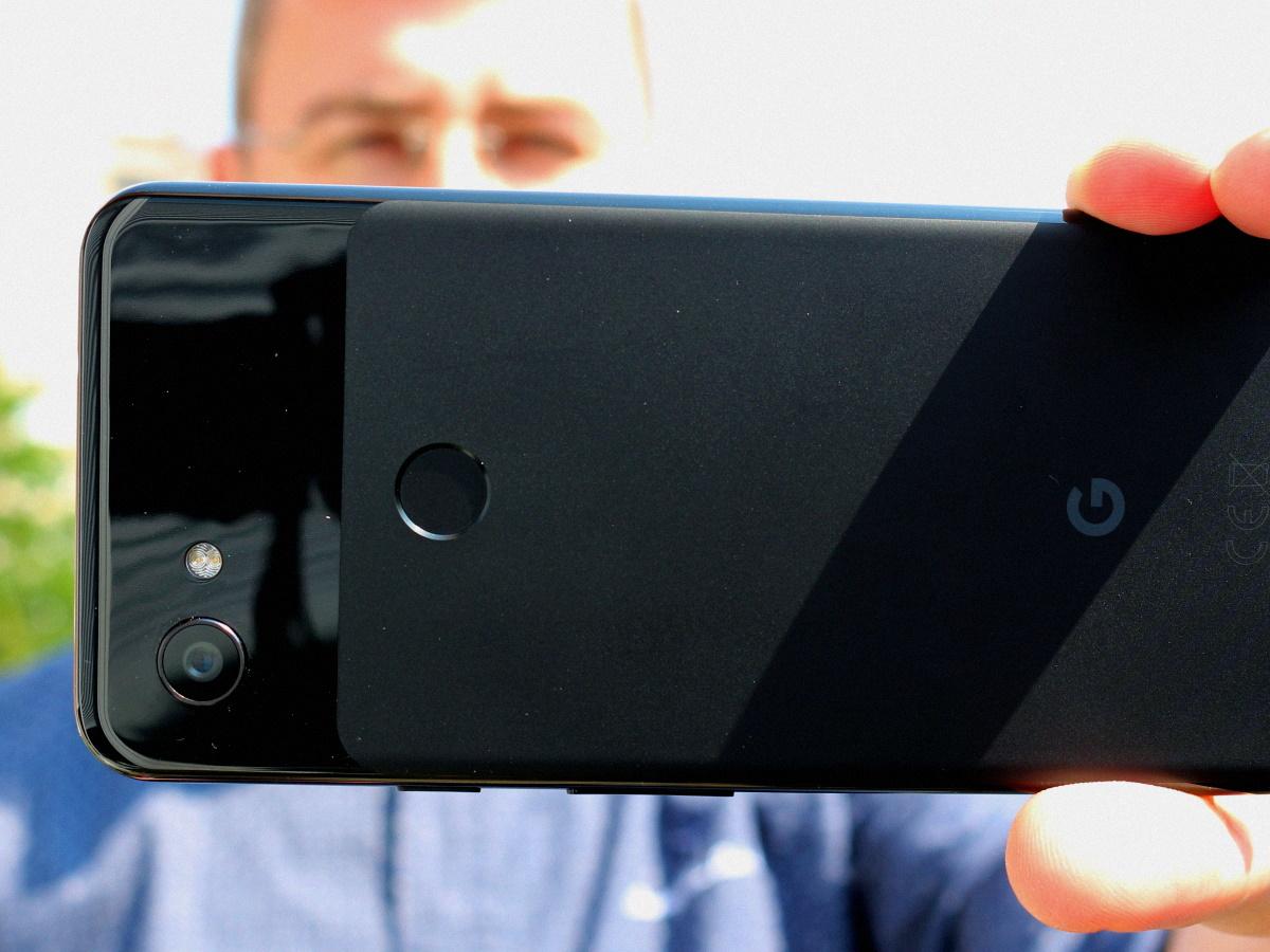 Смартфоны камера
