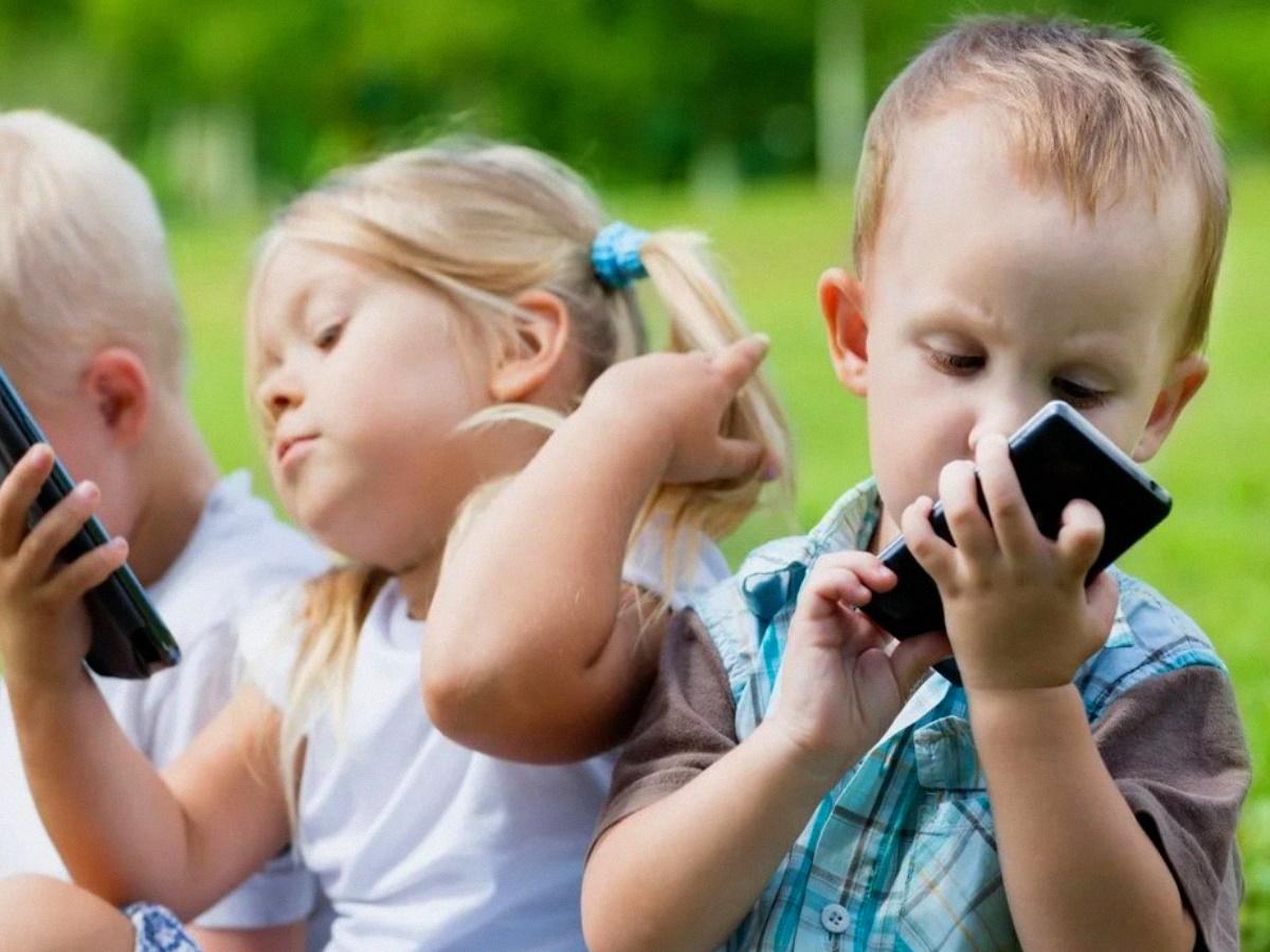 Телефон ребенку