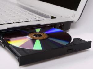 CD и DVD привод