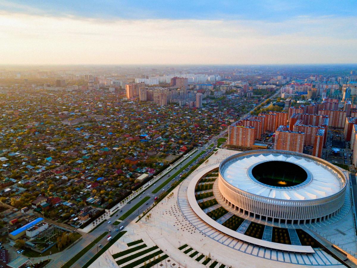 Лучшие города для жизни в Краснодарском крае