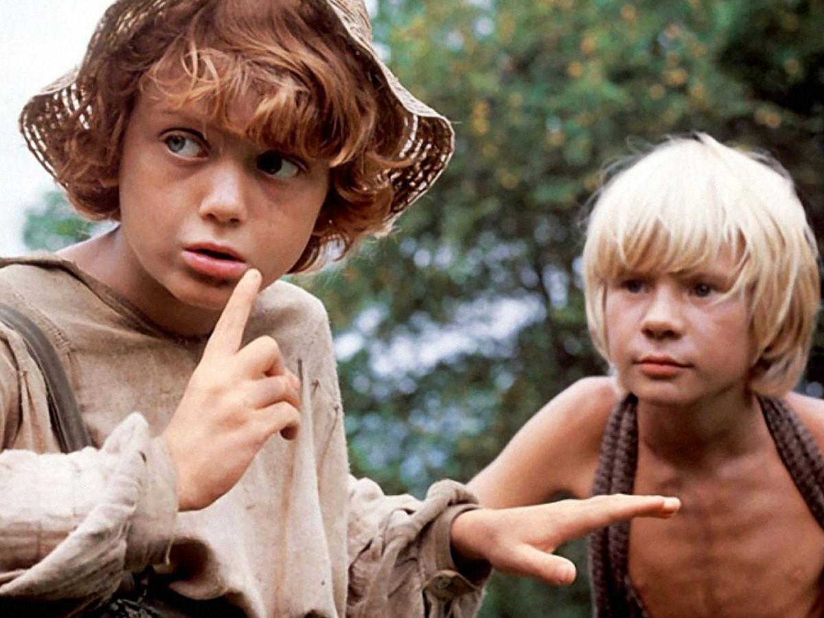 Приключения Тома Сойера и Гекельберри Финна (1981)