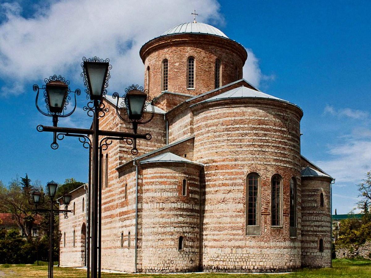 Храм Андрей Первозванного