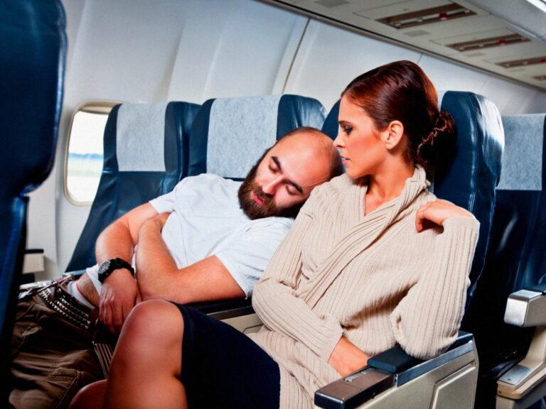 Лучшие и худшие места в самолёте