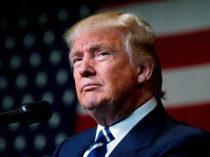 Трампа навсегда забанили в Твиттере